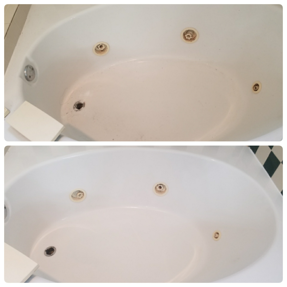 Before & After (Bathtub)