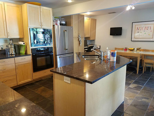 Residential Cleaning Services Kitchen