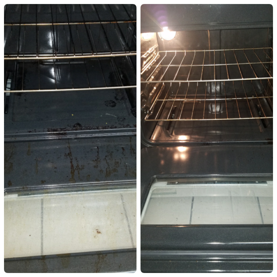 Before & After (Oven)