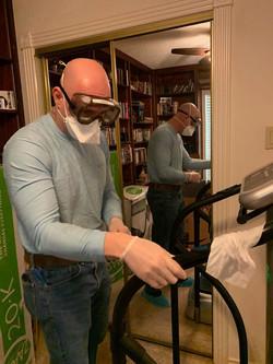 Cleaning Crue