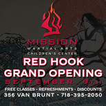 Red Hook Grand Opening! - September 9th