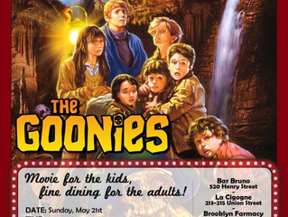 Movie and a Date: The Goonies