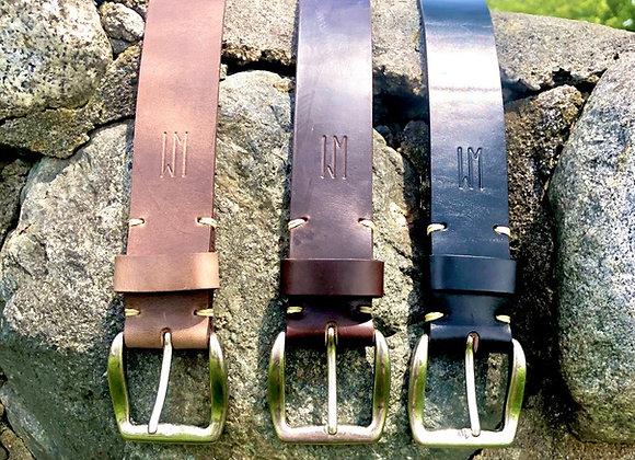 HAYDEN - Mens Chromexcel® Belt
