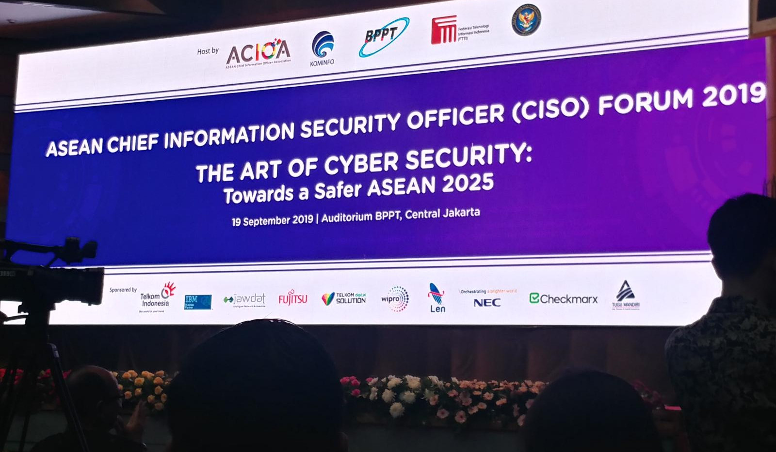 Asean Chief Info Security Officer Forum
