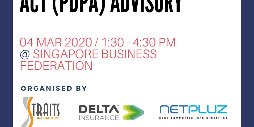 Personal Data Protection (PDPA) Advisory (1)