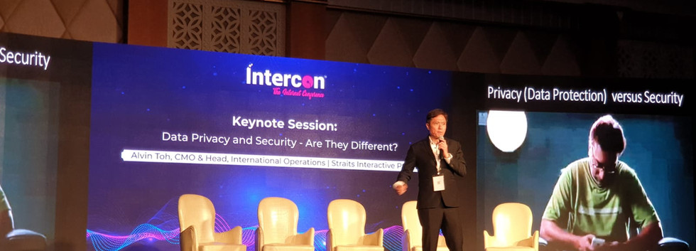 InterCon Keynote Session