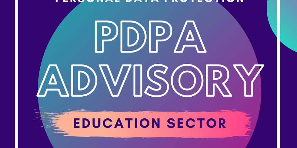 WEBINAR: PDPA Advisory for Education Sector (Attend Online)