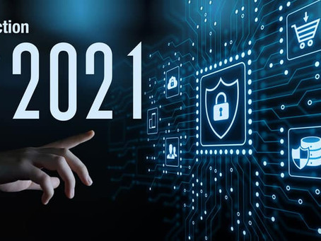 5 Data Protection Trends for 2021
