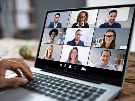 Care in Using Zoom Video Conferencing