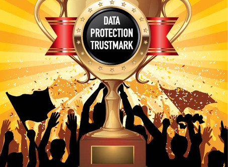 A Badge of Confidence for Your Company's Data Protection Standards