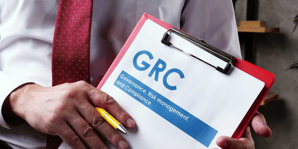 Webinar: Repositioning Yourself in GRC - How do I get started?