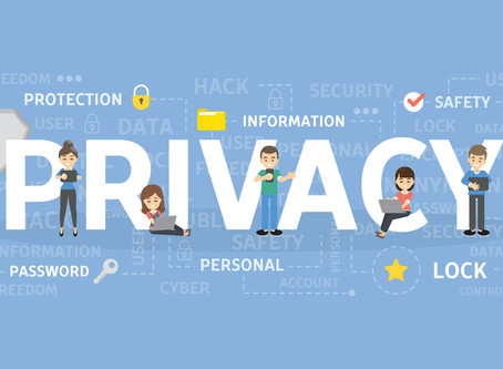 """Make the """"culture of privacy"""" a priority!"""