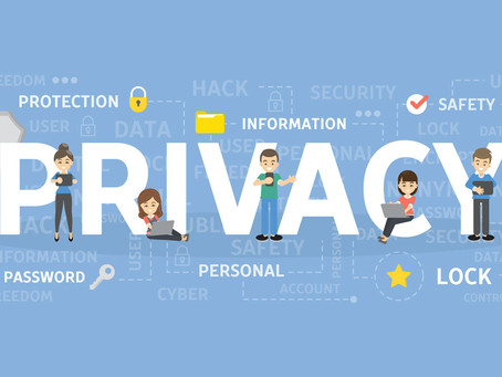 "Make the ""culture of privacy"" a priority!"