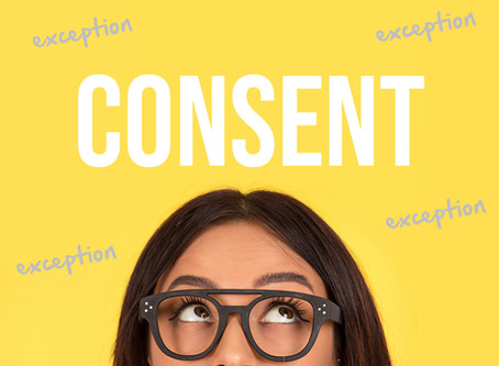 Exceptional Exceptions To Consent