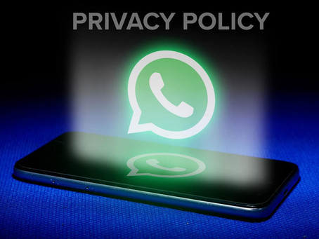 WhatsApp Privacy Policy Update Part I: The Controversy
