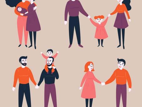 Гей-пара с детьми: «Мы сильные, приведем нашу жизнь в порядок и будем счастливо жить»