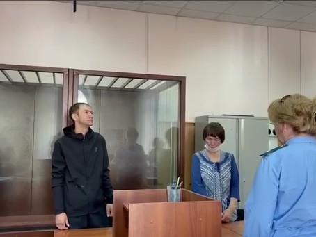 Виновный в гибели гея на Курском вокзале получил 9 лет лишения свободы на строгом режиме