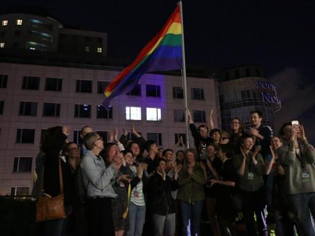 Националисты, которые пытались сорвать ЛГБТ-кинофестиваль «Бок о Бок», должны понести ответсвенность