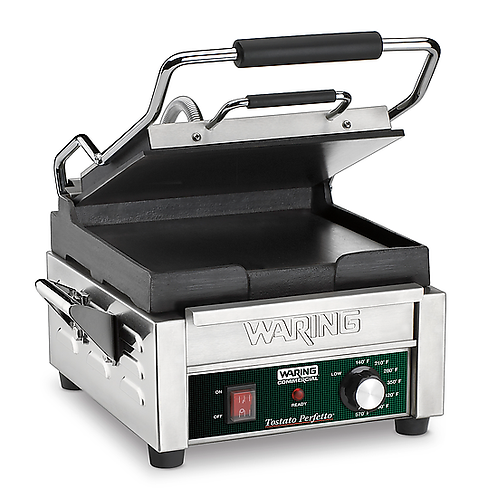 Waring | Compact Italian-Style Flat Grill - 120V
