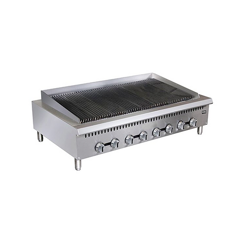 HDS | Heavy Duty Gas Charbroiler 48""
