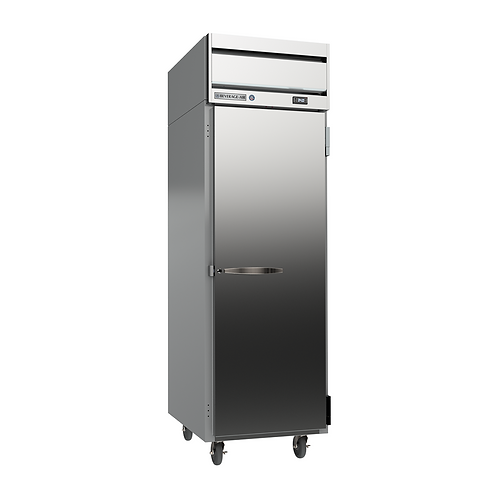 Beverage-Air | HR1HC-1S Top Mount Reach-in Refrigerator