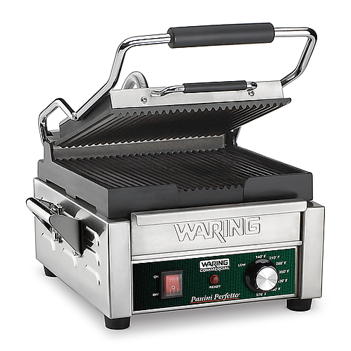 Waring | Compact Italian-Style Panini Grill - 120V