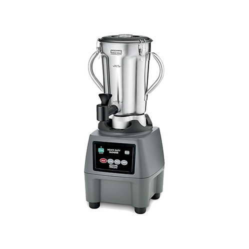 Waring | 1 - Gallon, 3.75 HP Food Blender With Spigot