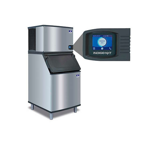 Manitowoc | Indigo NXT Series iT0500 Ice Machine on a Bin D570