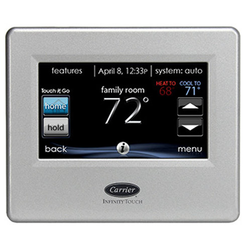 NON-WIFI Thermostat - INFINITY® TOUCH CONTROL - SYSTXCCITN01A