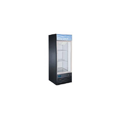 HDS | Merchandising Swing Glass Door Freezer - 1 Door, 8.5 Cu. Ft.