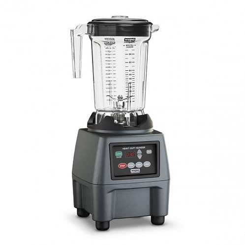 Waring | 1 - Gallon, Food Blender, Electronic Keypad and Timer