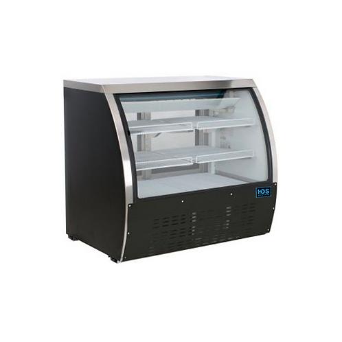 HDS | Refrigerated Deli Cases - 2 Door, 18 Cu. Ft.