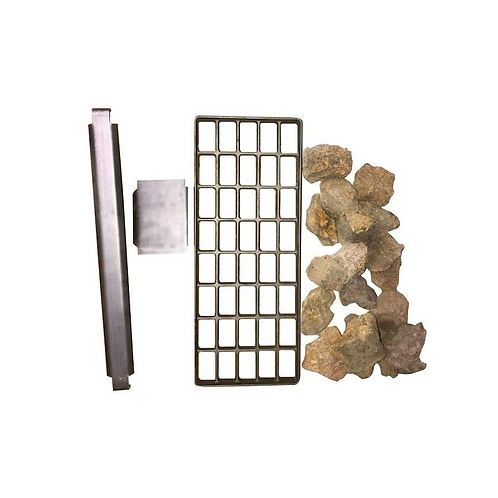 "Lava Rock Conversion Kit for 36"" Charbroiler"