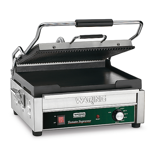Waring | Large Italian-Style Panini Grill - 120V
