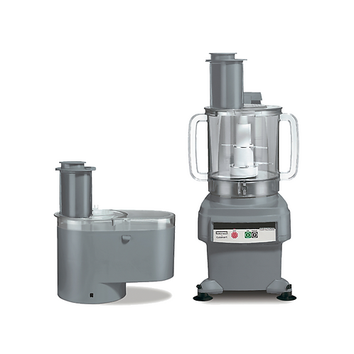Waring | 6 Qt. Combination Bowl Cutter Mixer & Continuous-Feed Food Processor