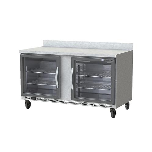 Beverage-Air | WTR60AHC-25 Worktop Refrigerators