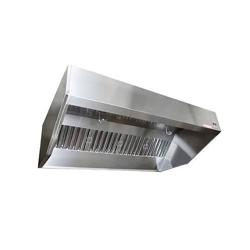 CaptiveAire | Low Ceiling Exhaust Only Hood