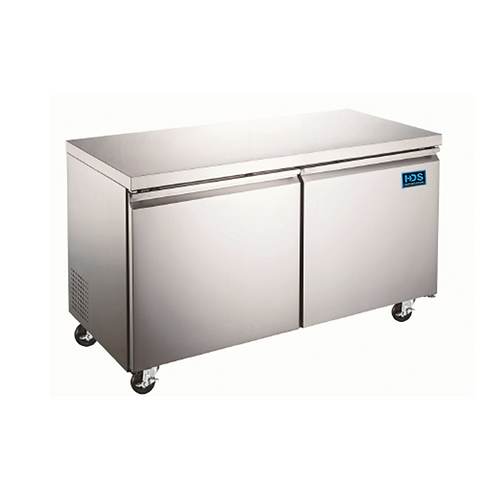 HDS | Undercounter Refrigeration - 2 Door, 15 Cu. Ft.