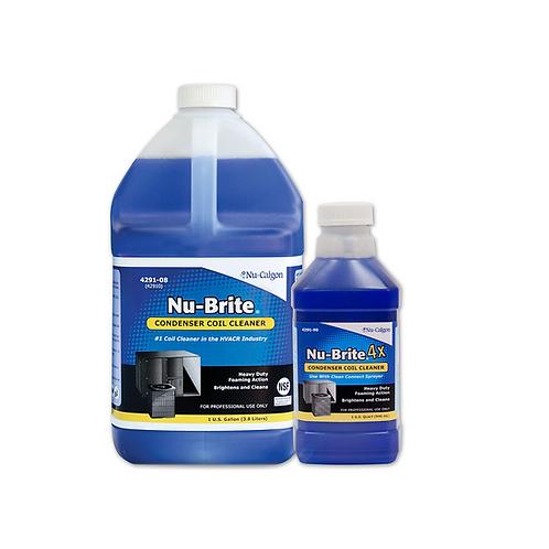 Nu-Calgon | Nu-Brite Condenser Coil Cleaner