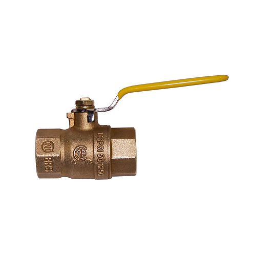 Dormont | Full Port Gas Ball Valves for Commercial Applications - FV