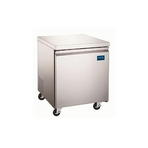 HDS | Undercounter Freezer - 1 Door, 6.3 Cu. Ft.