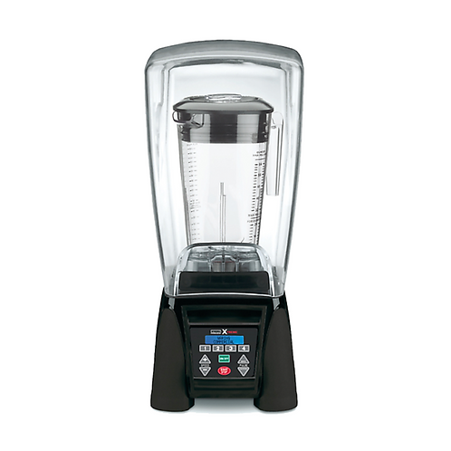 Waring | Reprogrammable Hi-Power Blender with Sound Enclosure