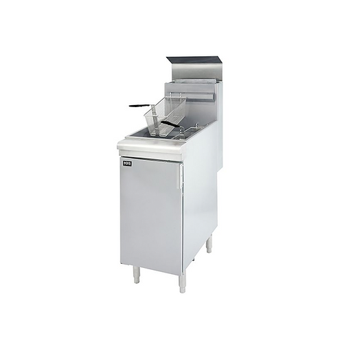 HDS | 90K BTU Gas Deep Fryer NG