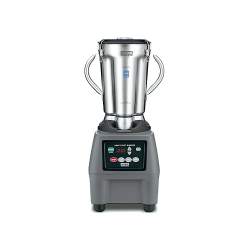 Waring | 1 - Gallon, 3.75 HP Food Blender With Electronic Keypad & Timer