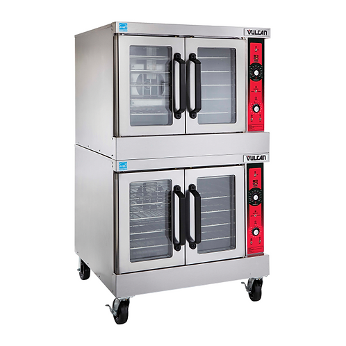 "Vulcan | SG DOUBLE STACKED 42 1/4"" DEPTH GAS CONVECTION OVEN"