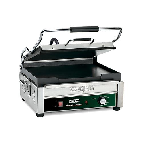 "Waring | Full Size 14""x14"" Flat Toasting Grill - 120V"