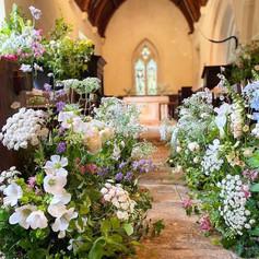 Whittington Church Bartholomew Weddings