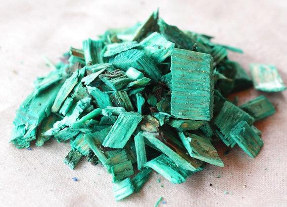 Зеленая, фракция 2-4см.