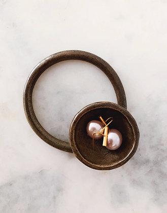 Orbit Raised Ring Dish