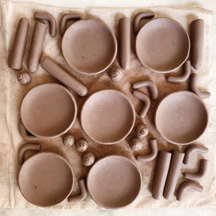 What Will 50 lbs of Clay Make?